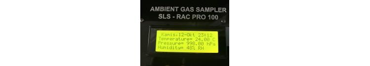 Ambient Gas Sampler Impinger