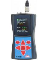 Portable Human Vibration Meter