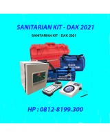 SANPUS 07-JSG SANITARIAN KIT