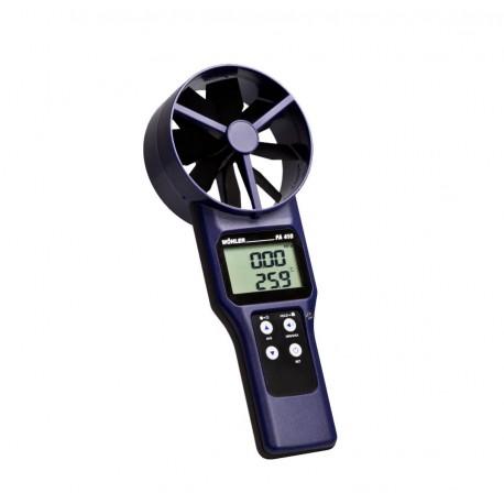Fan Anemometer