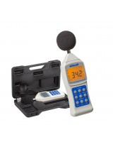 Portable Sound Level Meter and Calibrator